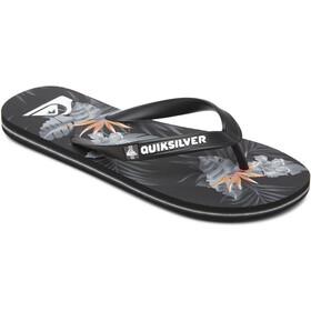 Quiksilver Molokai Everyday Sandals Men, negro